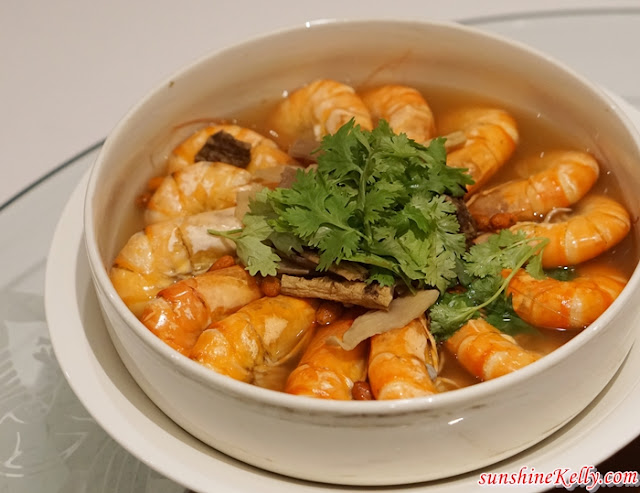 CNY Dining Experience,  Dynasty, Renaissance Kuala Lumpur Hotel, CNY Menu, Chinese New Year Menu, Food, Food Review