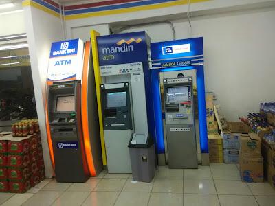 Fasilitas ATM Di Minimarket