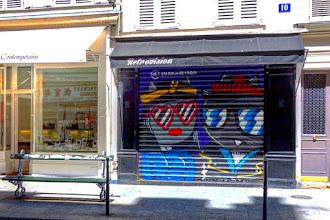 Sunday Street Art : Chanoir - rue Rambuteau - Paris 3