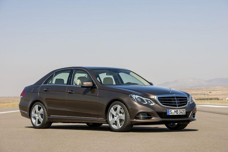Mercedes Benz Updates E Class