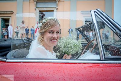foto auto sposi