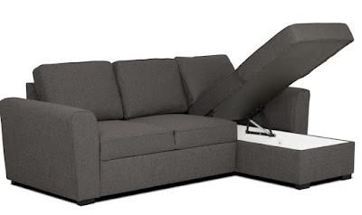 Life in sam 39 s box for Sofa 400 euro