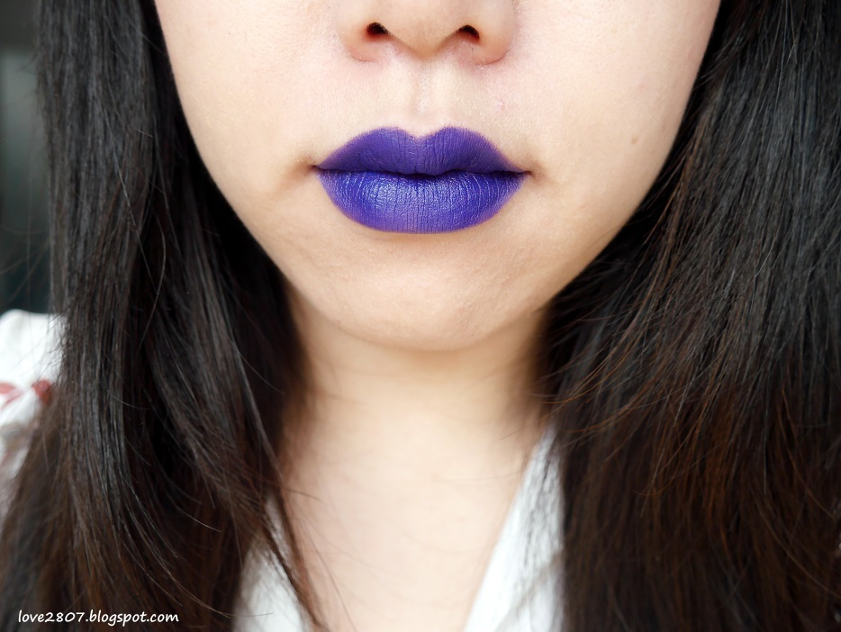 Extrêmement nailove2807: [MAC Matte Royal Lipstick Review] And we'll never be  XB47