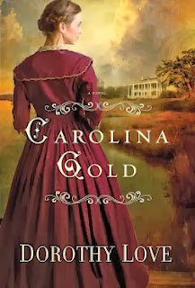 Review - Carolina Gold by Dorothy Love