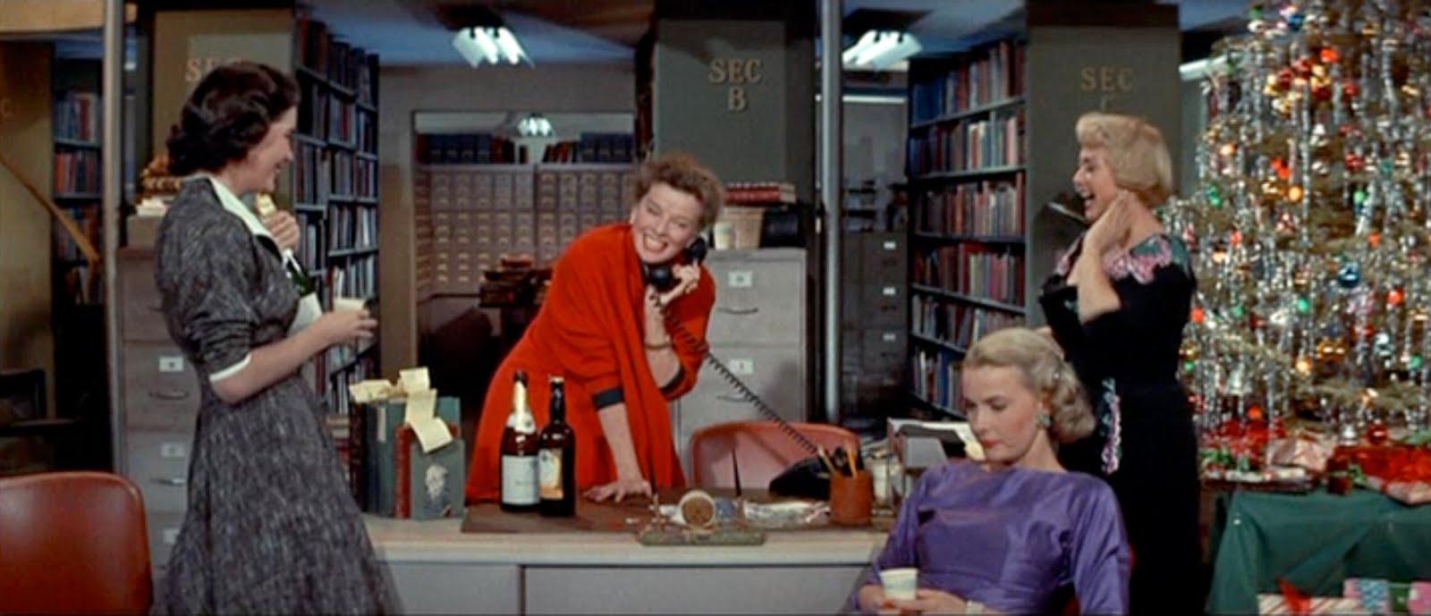 Desk Set 1957 A Hy Hepburn Christmas