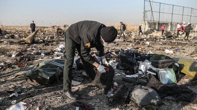 Hazaszállították az Iránban lelőtt utasszállító ukrán áldozatainak maradványait