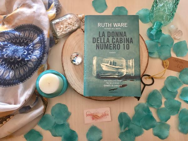 [RECENSIONE] La donna della cabina numero 10 di Ruth Ware