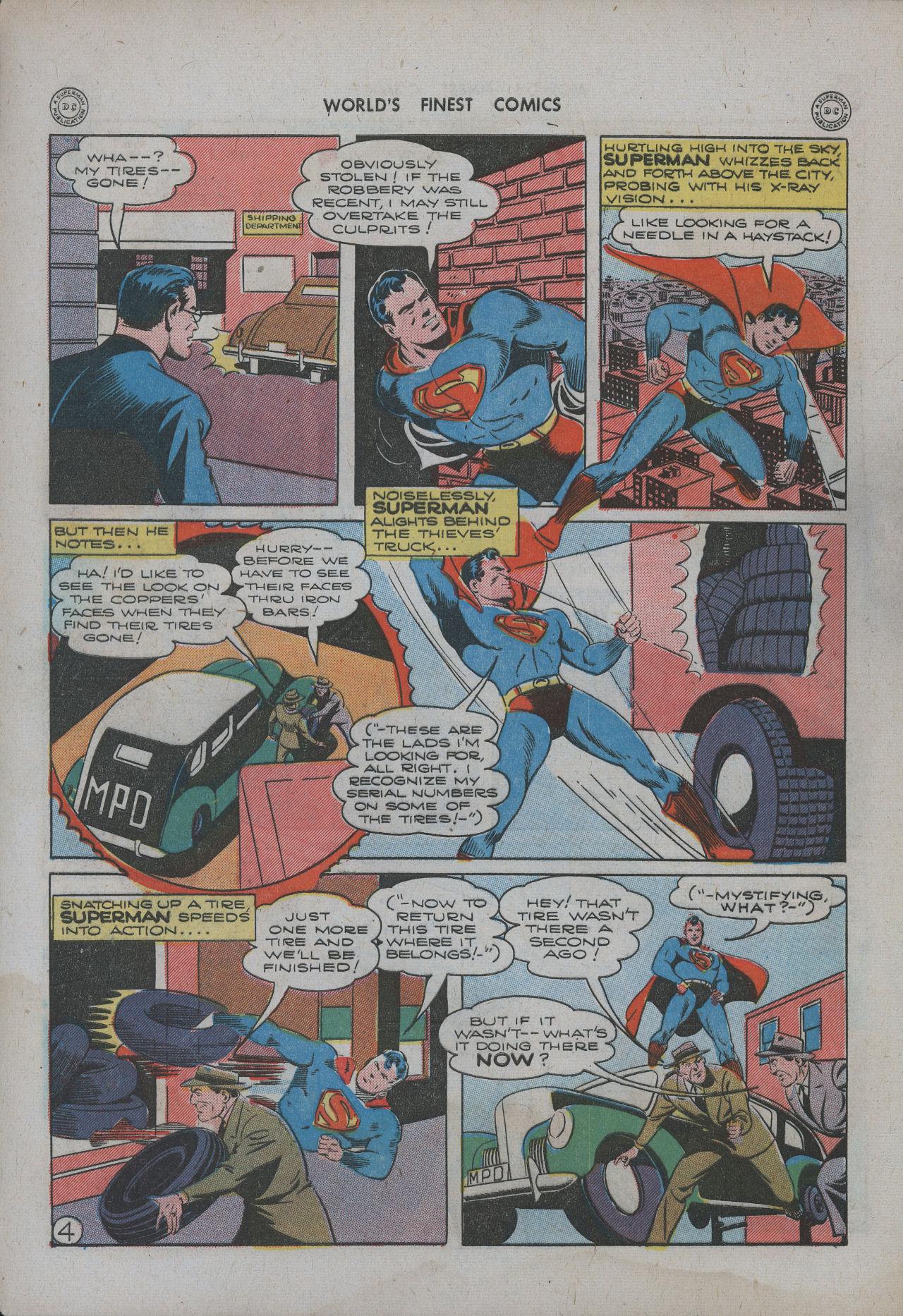 Read online World's Finest Comics comic -  Issue #15 - 7
