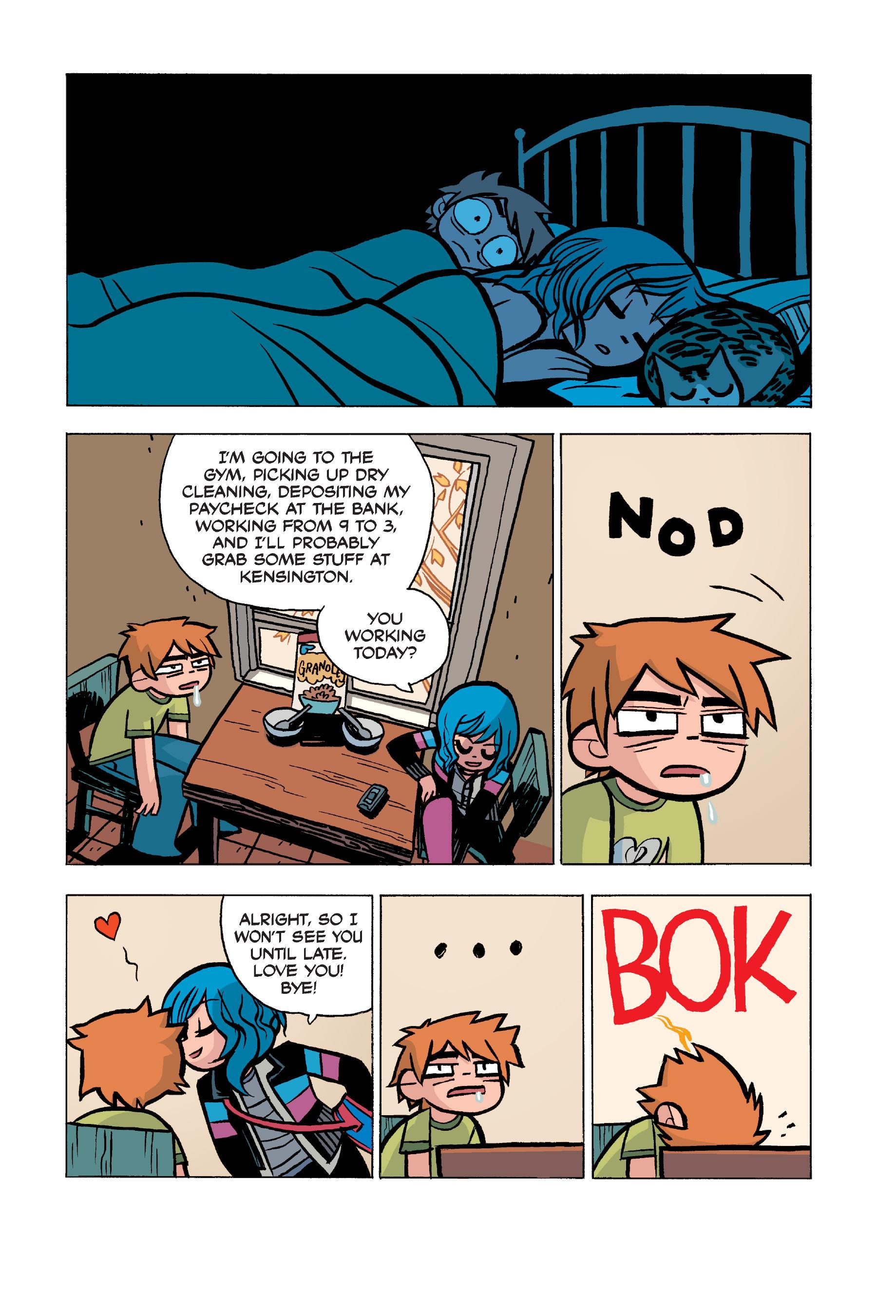Read online Scott Pilgrim comic -  Issue #5 - 43