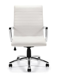 Offices To Go Ribbed Back Office Chair