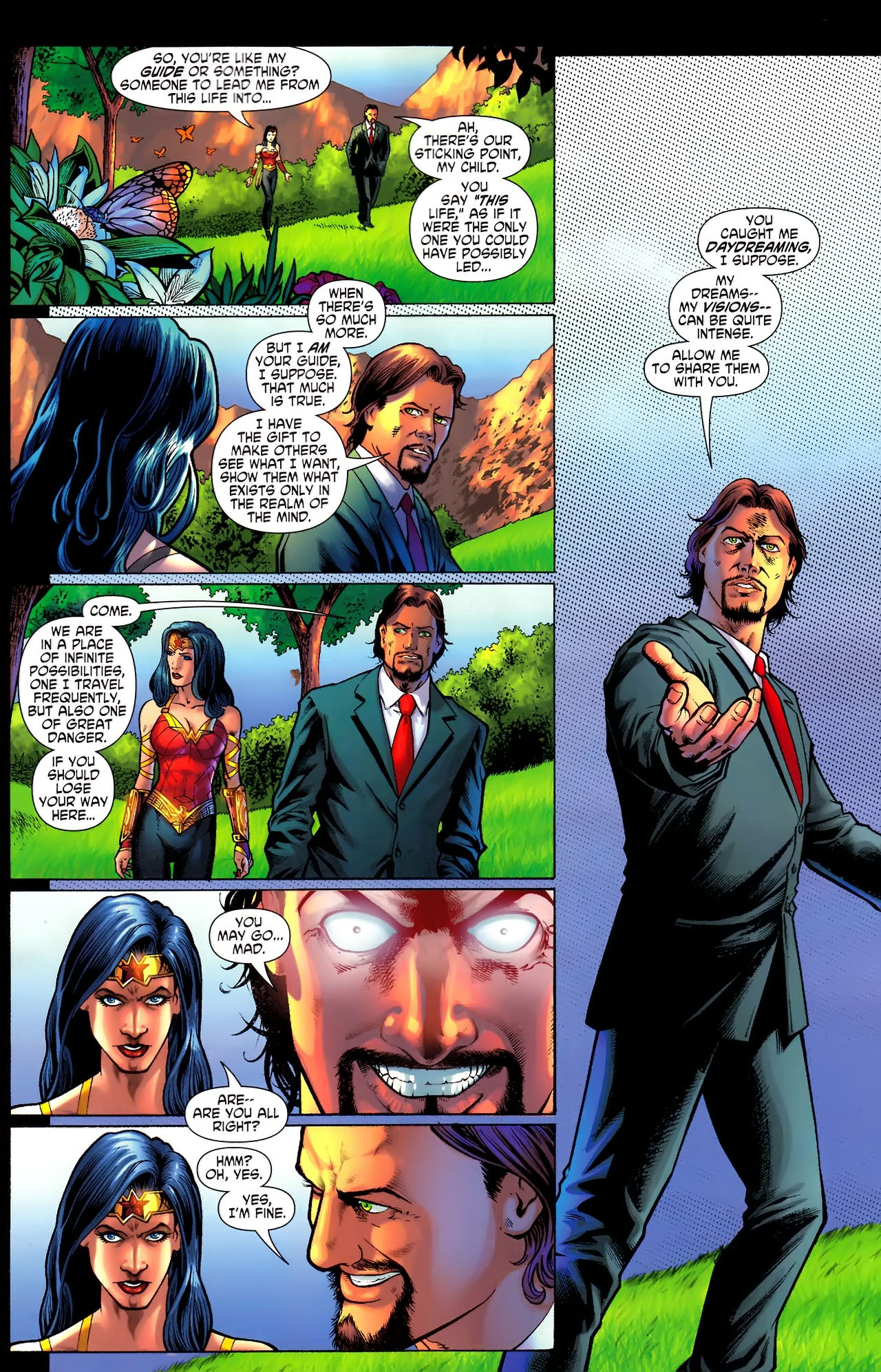 Read online Wonder Woman (2006) comic -  Issue #609 - 4