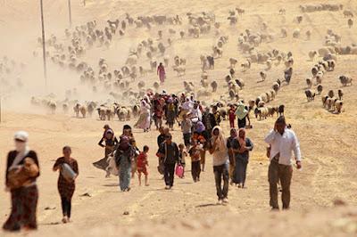 ONU: Na Síria e Iraque, EI está cometendo genocídio contra minorias