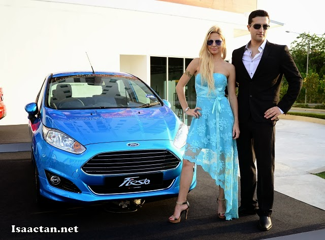 New Ford Fiesta 2013 Launch @ Taylor's University Lakeside Campus