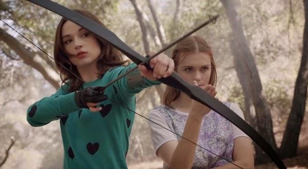 Lydia e Alison de Teen Wolf