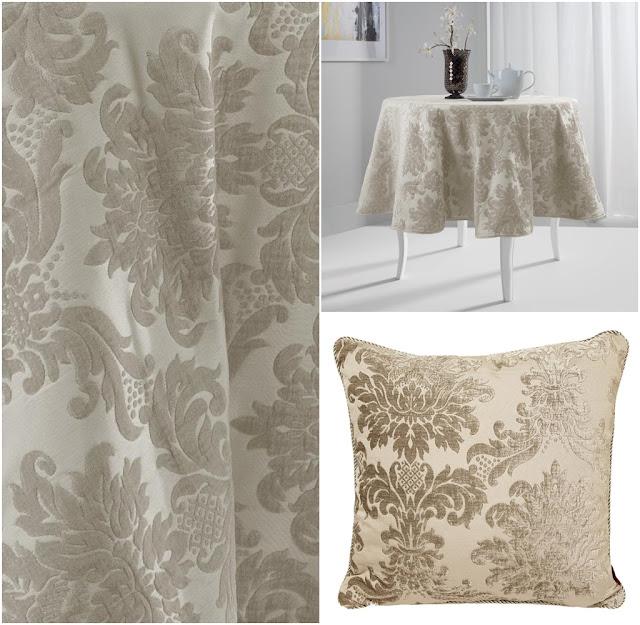 Kolekcja tekstyliów Residence - dla amatorów elegancji
