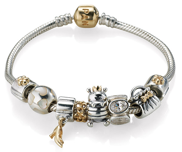 How To Clean Pandora Bracelet And Charms: Bracelet Tool Galleries: Pandora Bracelet And Charms