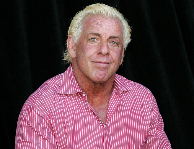 Ric Flair set to be featured in Easter:Die, Detective!