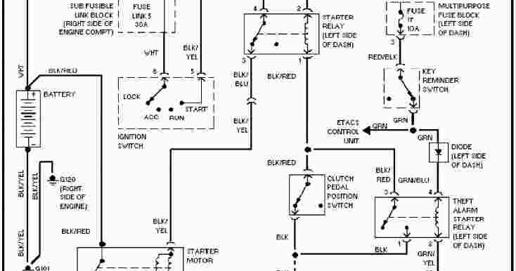 MITSUBISHI CORDIA WIRING DIAGRAM - Auto Electrical Wiring Diagram