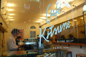 Mes Adresses : Café Kitsuné, le coffee shop hipstérique - Paris 1