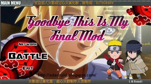 download game naruto senki final mod versi dewa
