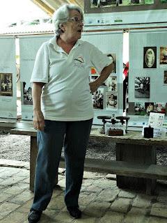 Mãe do Vasco e Os Paineis Históricos na Granja Santantonio