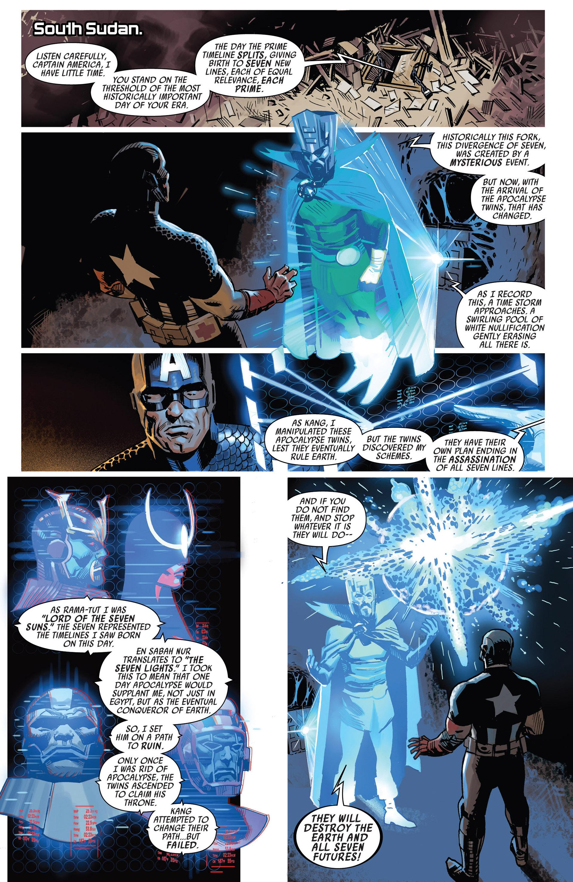 Read online Uncanny Avengers (2012) comic -  Issue #9 - 10