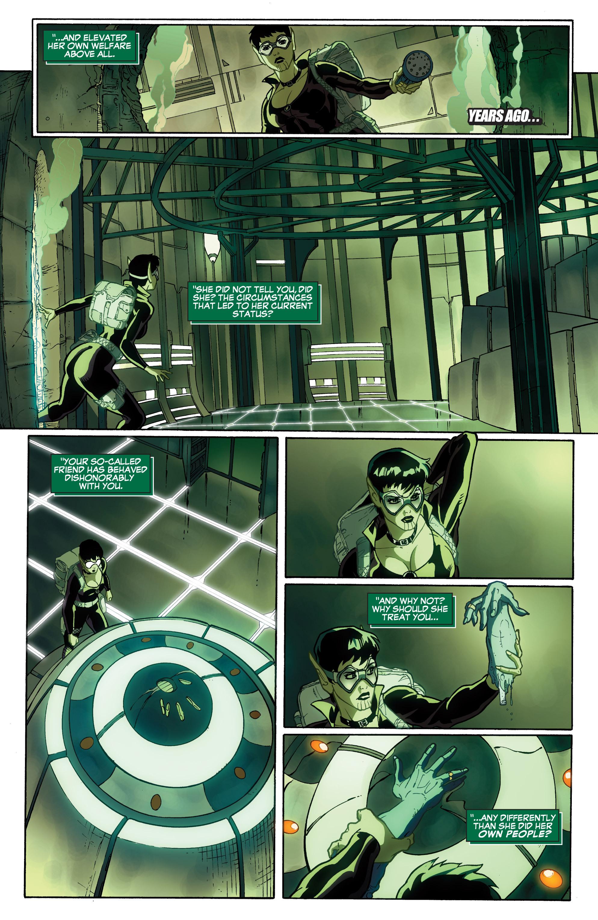 Read online She-Hulk (2005) comic -  Issue #33 - 8