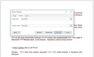 Cara Memperbaiki Kata yang Salah di Microsoft Word dengan Cepat