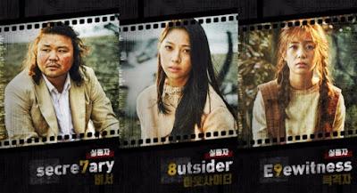 missing nine 9 cast ile ilgili görsel sonucu