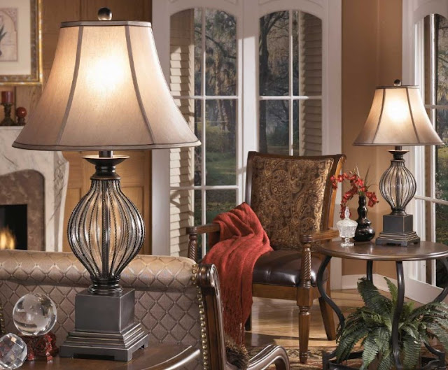 Traditional Table Lamps For Living Room - House Design ...