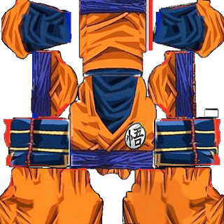 kit dream league soccer goku dragonball