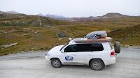 4x4 Offroad Reisefahrzeug, Toyota Land Cruiser V8 Diesel als Weltreise-Mobil