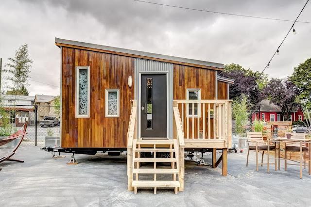 Modern Tiny House - Tiny Digs Hotel
