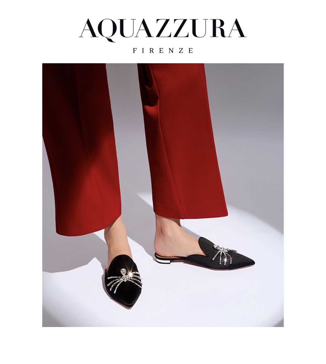 2019 year for lady- Shoes aquazzura spring/summer