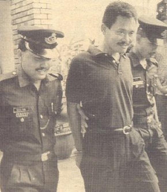 Mohd Noor Affendy, suami Mona Fandey
