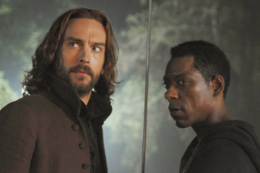 Sleepy Hollow S02E11. The Akeda