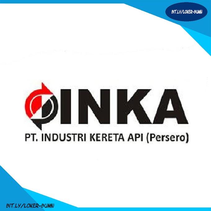 Rekrutmen Lowongan Kerja PT Industri Kereta Api (Persero)