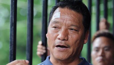 Bimal Gurung Morcha chief