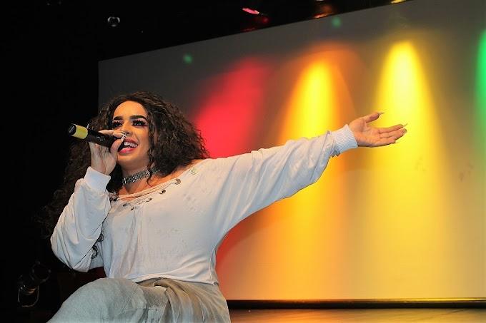 Gloria Groove faz show nesse final de semana em Fortaleza