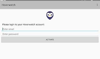 login akun hoverwatch