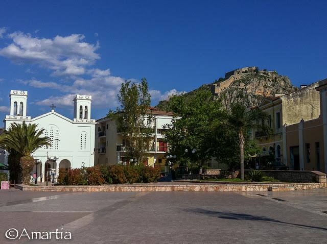 Nauplie, Nafplio, église, Aghios Nikolaos