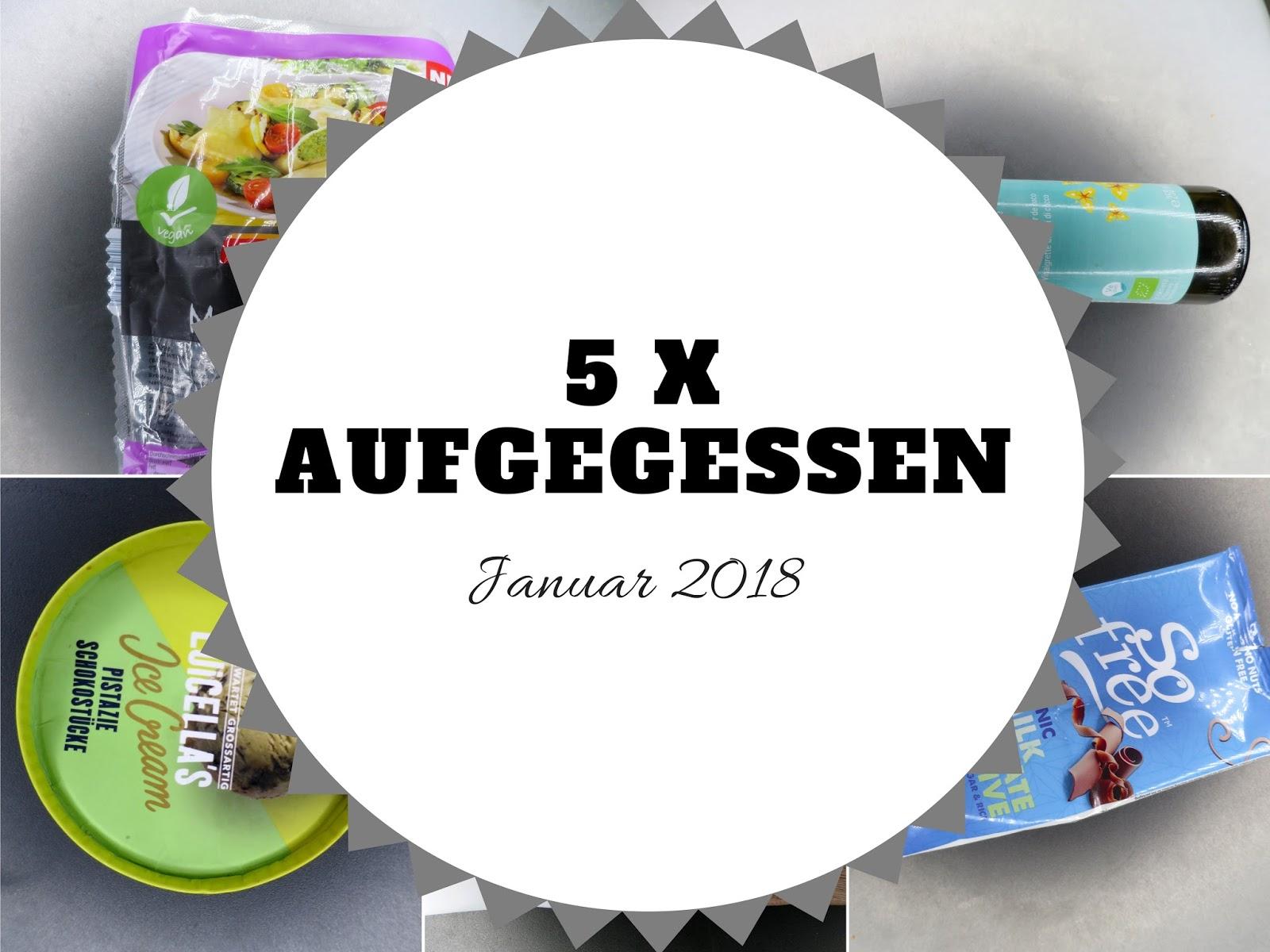 5 x aufgegessen im januar 2018 minimalistisch intuitiv vegan for Minimalistisch essen