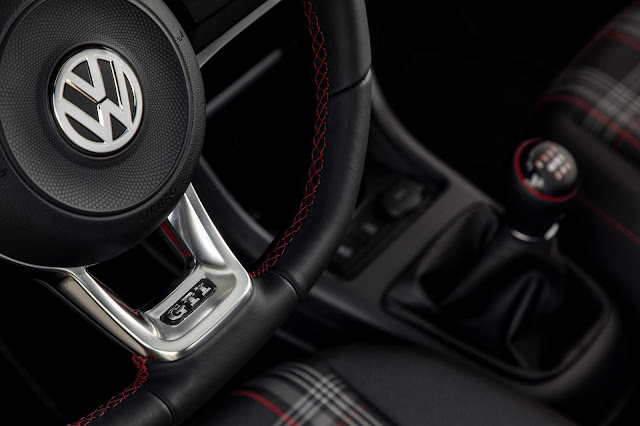 VW Up! GTI - interior