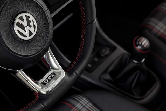 VW Up! GTI - interior