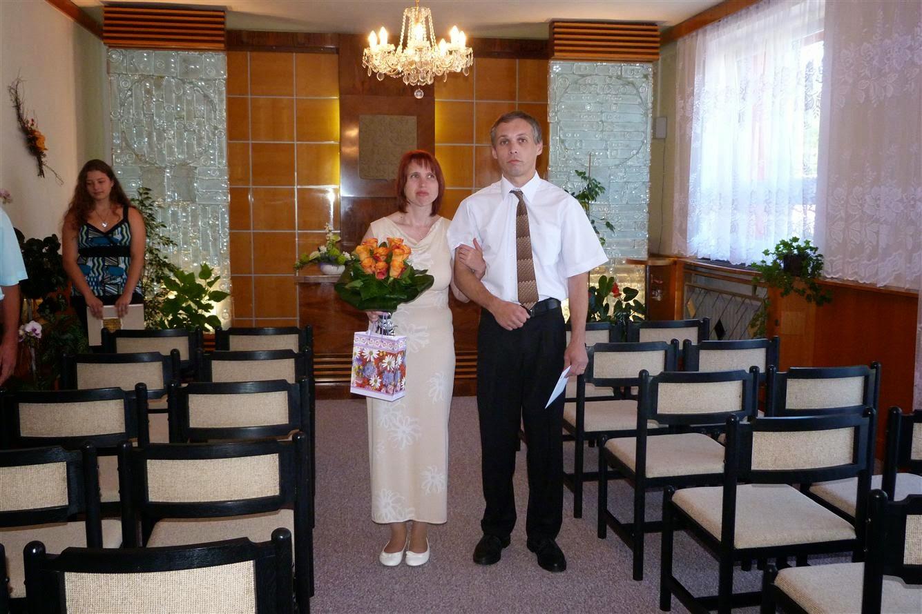 e5154f5f6f05 Protivná blondýna  Jak být in na svatbě v Koryčanech