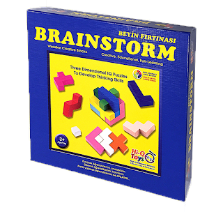Brain Storm Zeka Oyunu