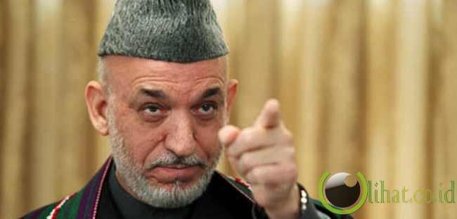 Presiden Afganistan Tak Becus