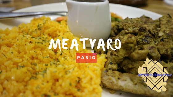 Meatyard in Pasig - WTF Review