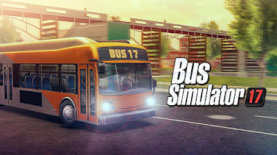 Download Game Bus simulator 17 Mod APK v1.1.0 Update Terbaru 2017 Gratis