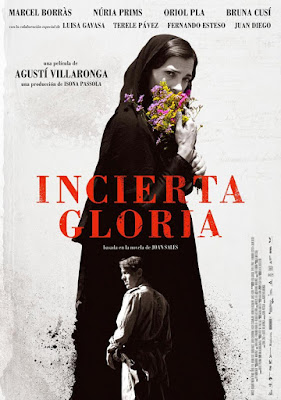 Incerta Glòria 2017 DVD R2 PAL Spanish